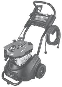 VR2500 Power Washer by Excell Pressure Washers Valuation