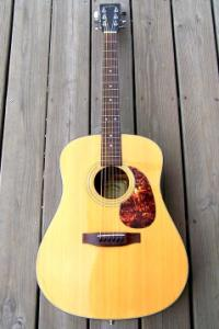 Dm 2 Series Ii Acoustic Guitar By Sigma Guitars Valuation Report By