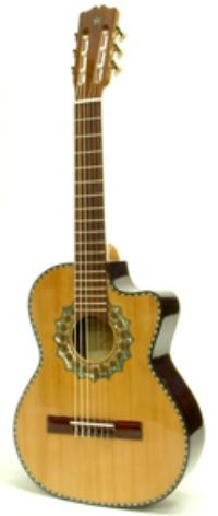 zapata requinto style acoustic guitar by lone star guitars valuation report by. Black Bedroom Furniture Sets. Home Design Ideas