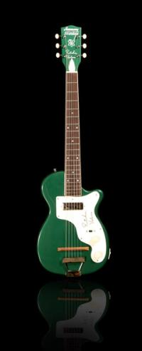 h44 richie valens signature stratotone electric guitar by harmony valuation report by. Black Bedroom Furniture Sets. Home Design Ideas