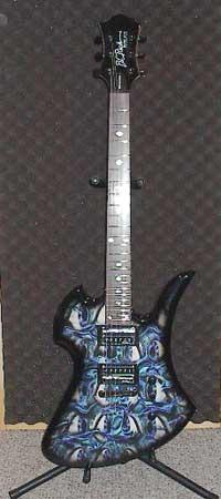Body Art 40 Lashes Mockingbird Electric Guitar By B C Rich Valuation Report By Usedprice Com