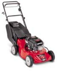 tuff cut aluminum deck lawnmower by troy bilt valuation report by