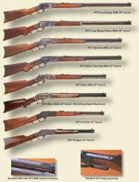 1873 Short Rifle Rifle By Cimarron Firearms Co Valuation